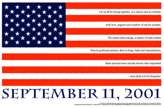 Remember September 11th